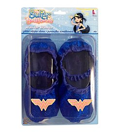 DC Comics® Wonder Woman Glitter Slipper Child Shoes