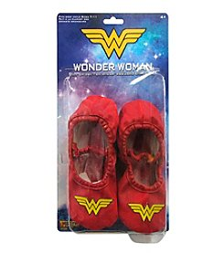 DC Comics® Wonder Woman Classic Glitter Slipper Child Shoes