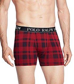Polo Ralph Lauren® Men's Plaid Patterned Boxer Brief