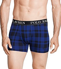 Polo Ralph Lauren® Men's Plaid Stretch Boxer