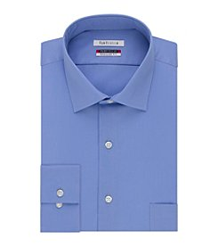 Van Heusen® Men's Flex Collar Solid Button Down Dress Shirt