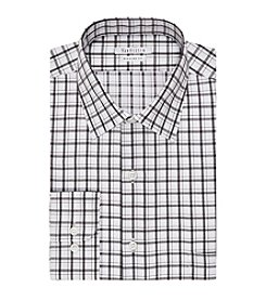 Van Heusen® Men's Plaid Button Down Dress Shirt