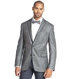 Tallia Orange Men's Textured Sport Coat