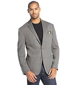Tallia Orange Men's Knit Sport Coat