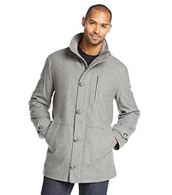 London Fog® Men's Wool Car Coat