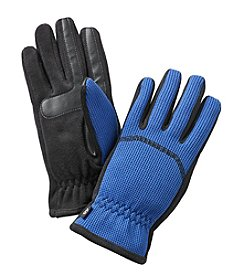Isotoner Signature® Men's SmartTouch Sport Knit Gloves