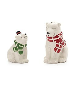 Pfaltzgraff® Polar Bears Salt & Pepper Shaker
