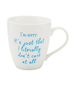 Pfaltzgraff® I Don't Care Mug