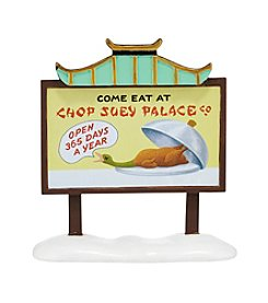 Department 56® Chop Suey Palace Billboard