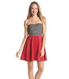 Trixxi® Bandage Tube Scuba Dress