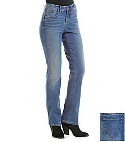 Vintage America Blues™ Boho Straight Crop Jeans