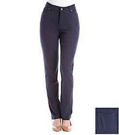 Gloria Vanderbilt® Amanda Ponte Pants