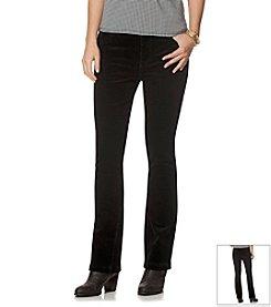 Chaps® Straight-Fit Corduroy Pants