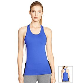 Lauren Active® Colorblocked Racerback Tank