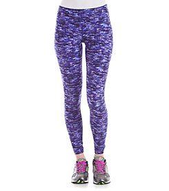 Calvin Klein Performance Optimist Print Running Tights