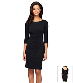 Alex Evenings® Ruched Dress