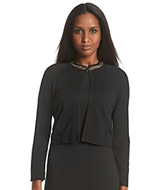Calvin Klein Embellished Neck Shrug