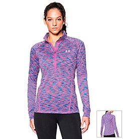 Under Armour® Spacedye Half-Zip Top