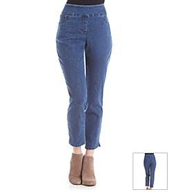 Ruby Rd.® Denim Pull-On Pants