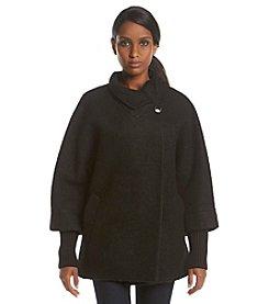 Calvin Klein Short Boucle Coat