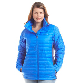 Columbia Plus Size Powder Pillow™ Hybrid Jacket plus size,  plus size fashion plus size appare
