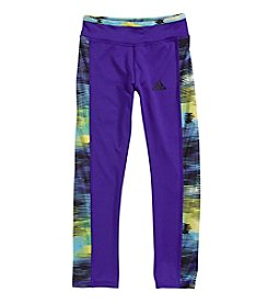 adidas® Girls' 2T-6X Pike Tights