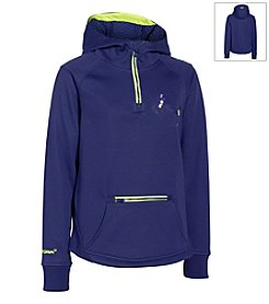 Under Armour® Girls' 7-16 Coldgear® Infrared Dobson 1/2 Zip Dobson Jacket