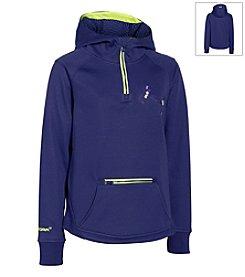 Under Armour® Girls' 7-16 Coldgear® Infrared Dobson 1/2 Zip Dobson Jacket