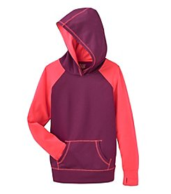 Mambo® Girls' 7-16 Color Block Hoodie