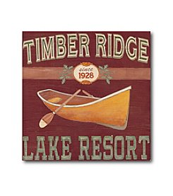 Courtside Market Timber Ridge Canvas Art