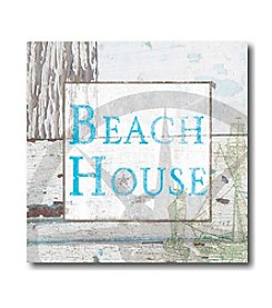 Courtside Market Beach House Art