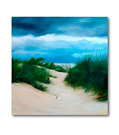 Courtside Market Sand Dunes III Canvas Art