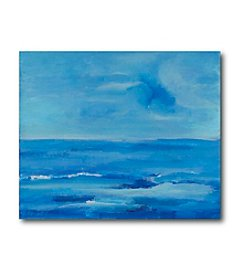 Courtside Market Blue Horizon I Art