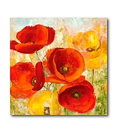 Courtside Market Flourishing Meadow II Canvas Art