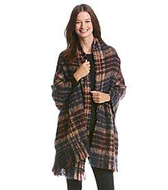 Free Spirit™ Boucle Blanket Wrap