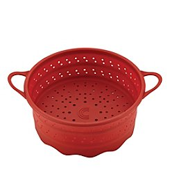 Circulon® 6-qt. Collapsible Silicone Steamer Insert