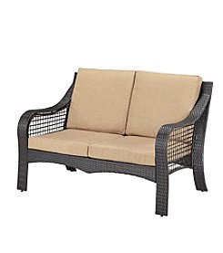 Home Styles® Lanai Breeze Wicker Love Seat