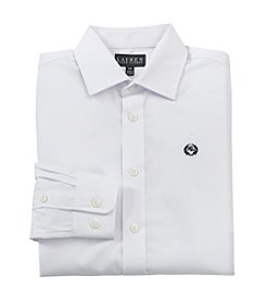 Lauren Ralph Lauren Boys' 8-20 Button Down Dress Shirt