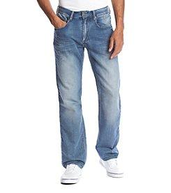 Buffalo by David Bitton Men's Fred-X Fleece Jeans