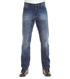 Calvin Klein Jeans Men's Alpha Indigo Slim Straight Jeans
