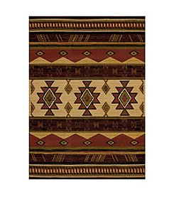 United Weavers China Garden Southwest Wind Accent Rug
