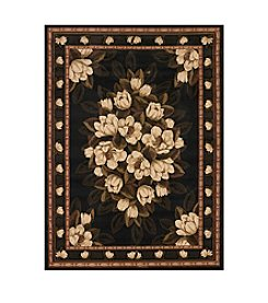 United Weavers China Garden Sugar Magnolia Accent Rug
