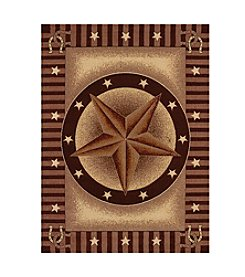 United Weavers China Garden Texas Road Accent Rug