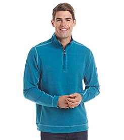 Tommy Bahama® Men's Long Sleeve Ben And Terry Half Zip Pullover