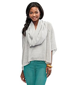 It's Our Time® Cowl Neck Poncho