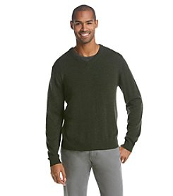 Weatherproof Vintage® Men's Merino Wool V-Neck Sweater