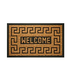 Achim Coco Welcome Key Mat