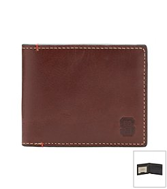 North Carolina State University Hangtime Slim Bi-fold Wallet
