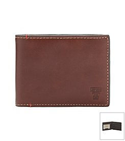 Texas Tech University Hangtime Slim Bi-fold Wallet