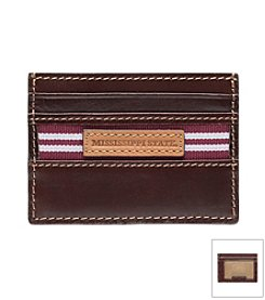 Mississippi State University Tailgate Card Case